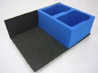 KR - Soft Foam for figures, Hard Cases for soft foam